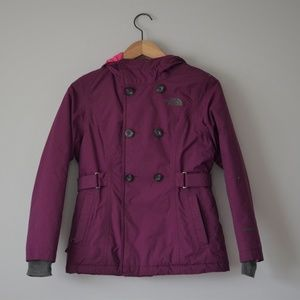 The North Face Girls Winter Jacket Size M
